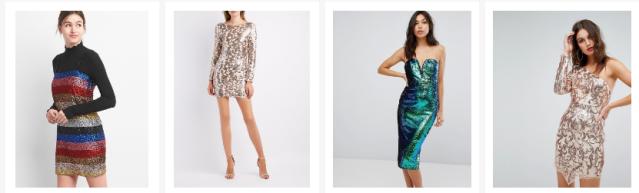 Sequin Shopstyle