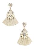 Tassel earring 1