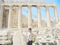 acropolis of athens parthenon