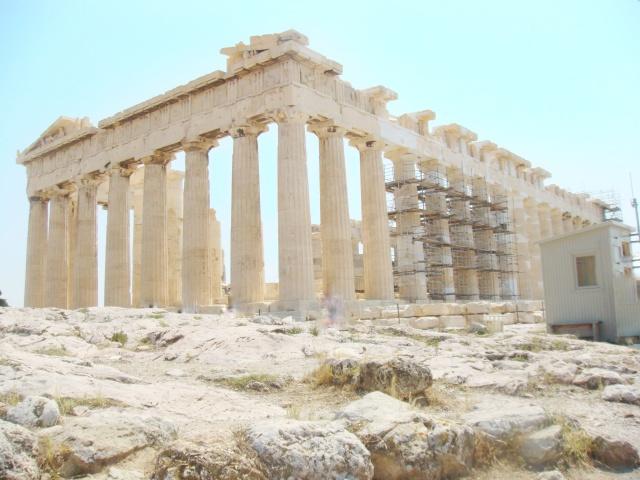 acropolis of athens & parthenon